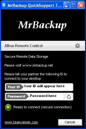 MrB Teamviewer QuickSupport